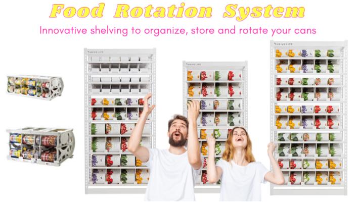 Food rotation system header image